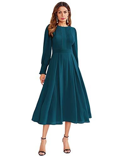 Top 10 Elegante Kleider Damen Lang - Abendkleider für ...
